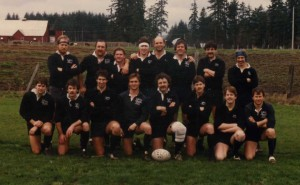 Velox Mens team 1982